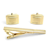 Cufflink and Tie Bar Set CTB2546