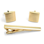 Cufflink and Tie Bar Set CTB2547