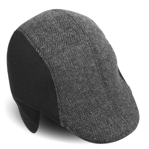 Ivy Hat with Ear Flaps - H177307-08