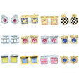 12pc Random Assorted Premium Quality Cufflinks CL12ASST