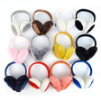 72pc Random Assorted Prepack Furry Ear Muffs EMF-ASST