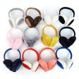 72pc Random Assorted Prepack Furry Ear Muffs EMF-ASST