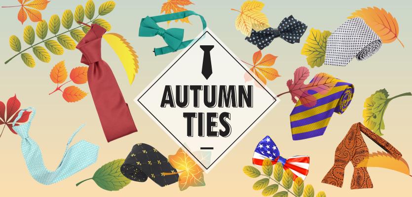 Autumn Ties