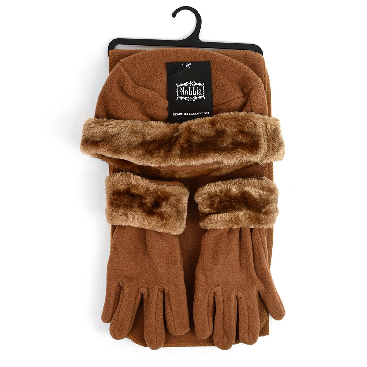 Women's Fleece Winter Set