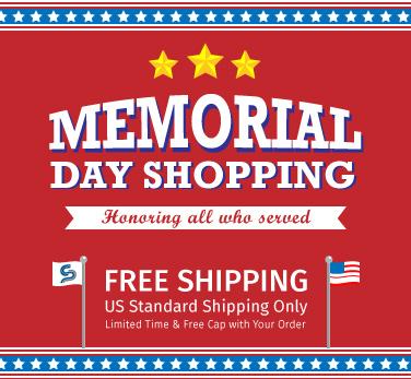 Memorial Day Shopping
