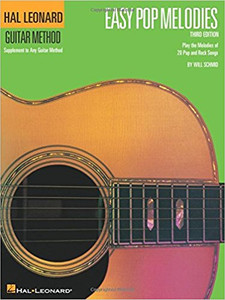 Easy Pop Melodies: Correlates with Book 1 (Book 2)