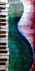"""Duet"" - Guitar & Piano Art"