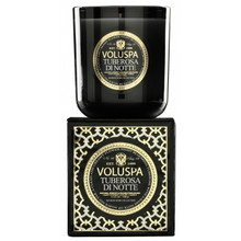 Voluspa Maison Noir Collection Tuberosa Di Notte Classic Maison Candle