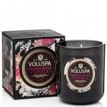 Voluspa Maison Noir Collection Mandarino Cannela Classic Maison Candle
