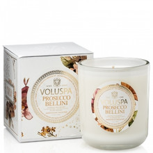 Voluspa Maison Blanc Collection Prosecco Bellini Classic Maison Candle