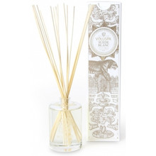Voluspa Maison Blanc Collection Suede Blanc Home Ambience Diffuser