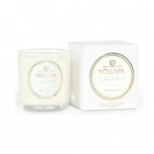 Voluspa Maison Blanc Collection Laguna Classic Boxed Votive Candle