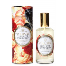 Voluspa Maison Jardin Collection Yuzu Rose Stonecrop Room & Body Mist