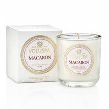 Voluspa Maison Blanc Collection Macaron Classic Boxed Votive Candle