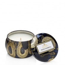 Voluspa Japonica Collection Moso Bamboo Limited Edition Travel Tin Candle