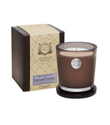 Aquiesse Portfolio Collection Lavender Chaparral Large Soy Candle