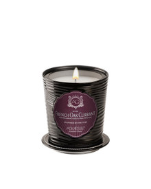 Aquiesse Portfolio Collection French Oak Currant Tin Candle With Matchbook