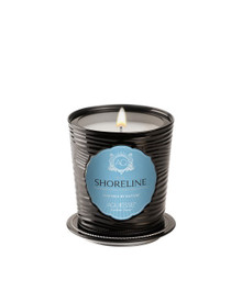 Aquiesse Portfolio Collection Shoreline Large Tin Candle With Matchbook