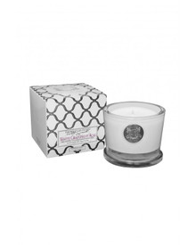 Aquiesse White Current Collection White Grapefruit Acai Small Soy Candle
