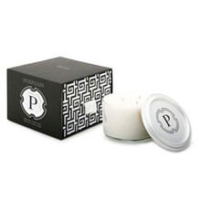 Archipelago 1834 Monogram Soy Candle With Lid - Letter P