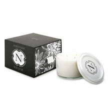 Archipelago 1834 Monogram Soy Candle With Lid - Letter N