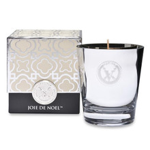 Votivo Holiday Collection Joie De Noel Glass Candle
