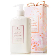 Thymes Goldleaf Gardenia Collection Body Lotion