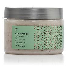 Thymes Jade Matcha Collection Body Scrub