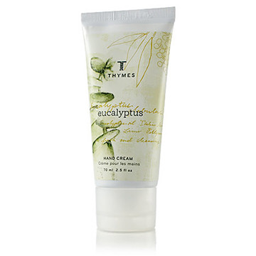 Thymes Eucalyptus Collection Hand Cream