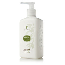 Thymes Olive Leaf Collection Hand Lotion