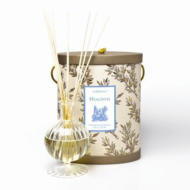 Seda France Hyacinth Classic Toile Diffuser Set