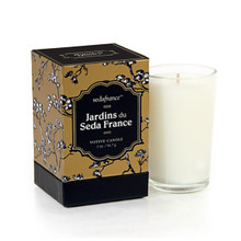 Seda France Monarch Quince Jardins du Seda France Votive Candle