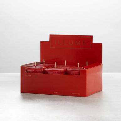 Illume Desert Tulip 6-Pack Votive Candle Set