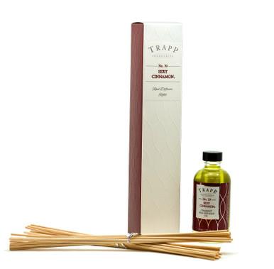 Trapp Fragrances Sexy Cinnamon Reed Diffuser Refill