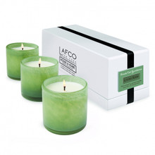 LAFCO Living Room/Fresh Cut Gardenia House & Home Mini Box Soap And Candle Set