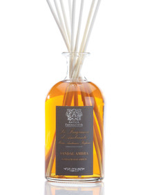 Antica Farmacista Sandalwood & Amber Home Ambience Reed Diffuser - 500 ml.
