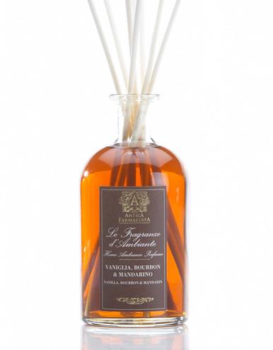 Antica Farmacista Vanilla Bourbon & Mandarin Home Ambience Reed Diffuser - 250 ml.