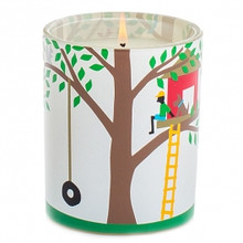 R. Nichols Treehouse Glass Candle