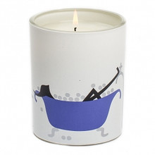 R. Nichols Breathe Glass Candle