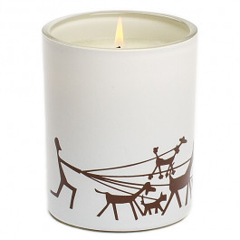 R. Nichols Sniff Glass Candle