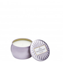 Voluspa Vermeil Collection Aurantia & Blackberry Decorative Tin Candle