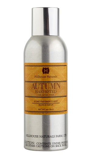 Hillhouse Naturals Autumn Harvested Fragrance Mist