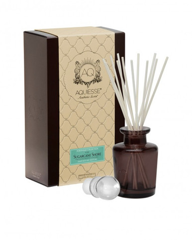 Aquiesse Portfolio Collection Sugarcane Shore Reed Diffuser