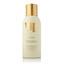 Thymes Goldleaf Collection Home Fragrance Mist