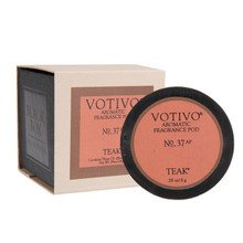 Votivo Aromatic Fragrance Pod Teak