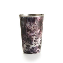 Illume Blackberry Absinthe Enameled Tumbler Tin Candle