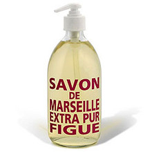 Compagnie de Provence Fig of Provence Liquid Soap - Signature Glass Bottle