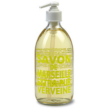 Compagnie de Provence Fresh Verbena Liquid Soap - Signature Glass Bottle