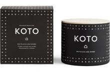 Skandinavisk Koto 4-Wick Scented Vase Candle - Home