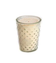 Simpatico No. 57 Stem Hobnail Glass Candle